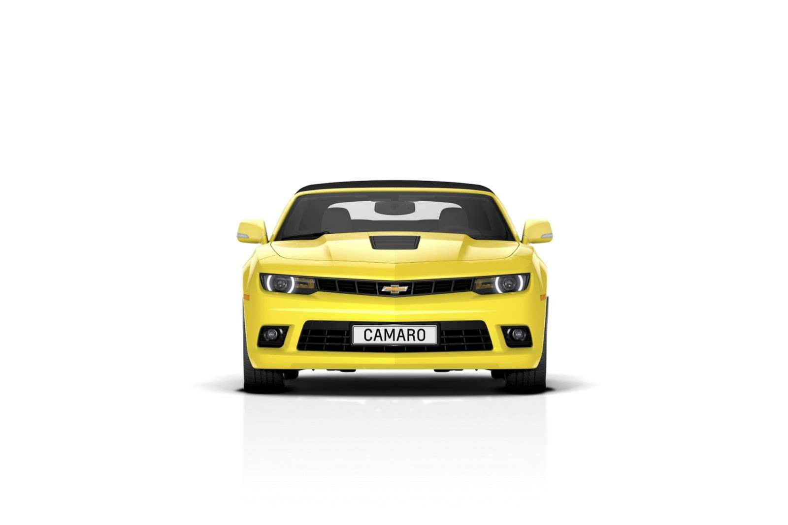 Chevrolet Camaro convertible (MY2014)