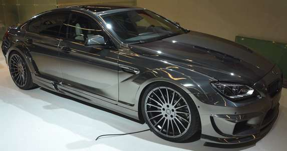 Hamann Mirror GC BMW M6 Gran Coupe