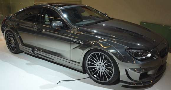 BMW M6 Gran Coupe tuning
