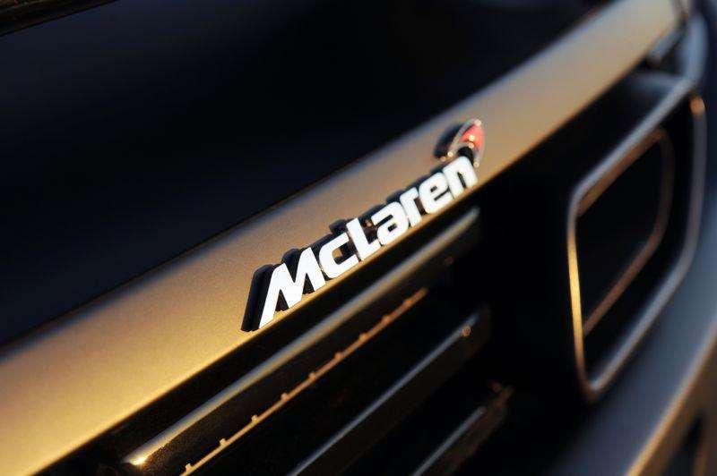 Hennessey McLaren MP4-12C HPE700