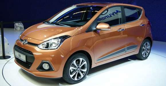 Hyundai i10 2014 live