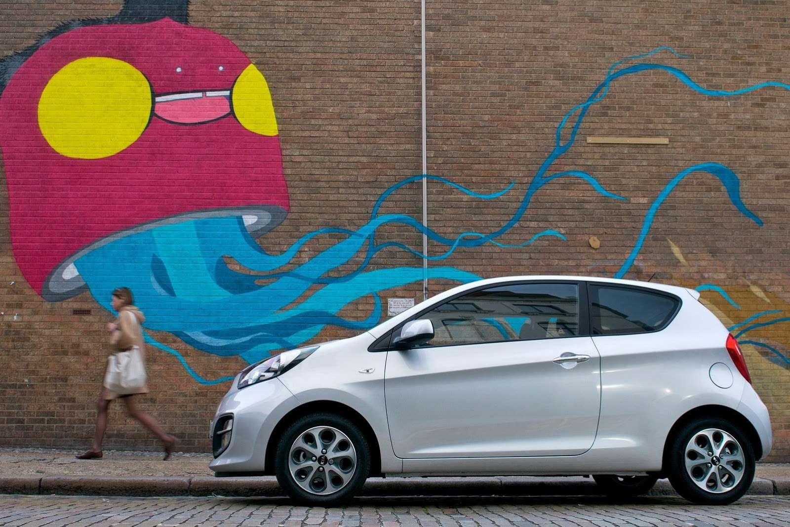 Kia Picanto Bi-Fuel LPG