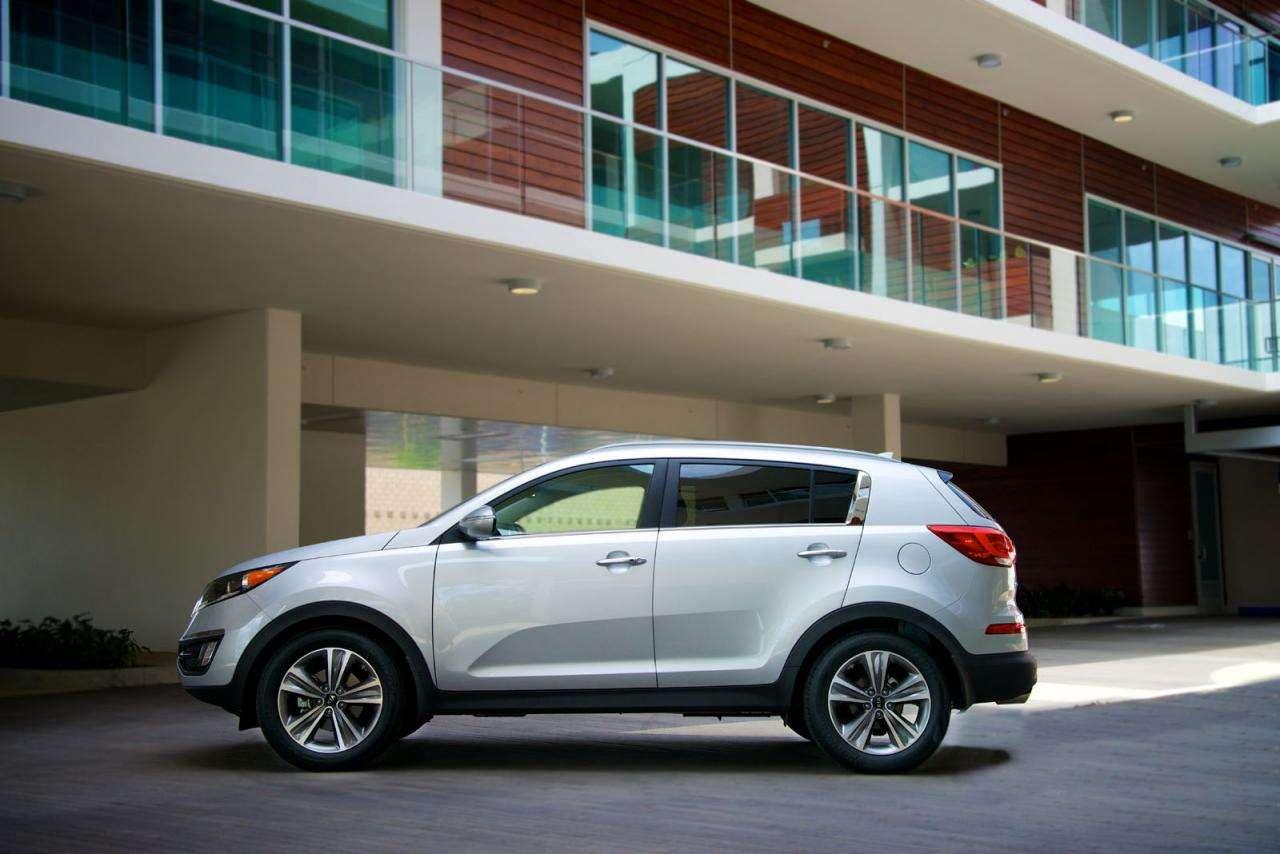 Kia Sportage facelift 2014