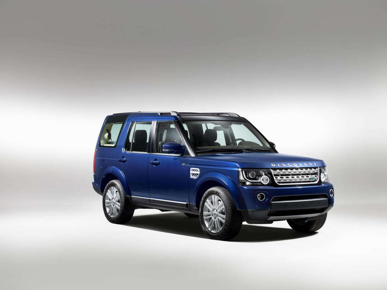 Land Rover Discovery facelift 2014