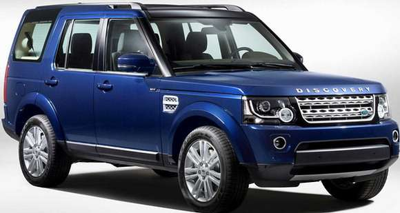 Land Rover Discovery facelifting