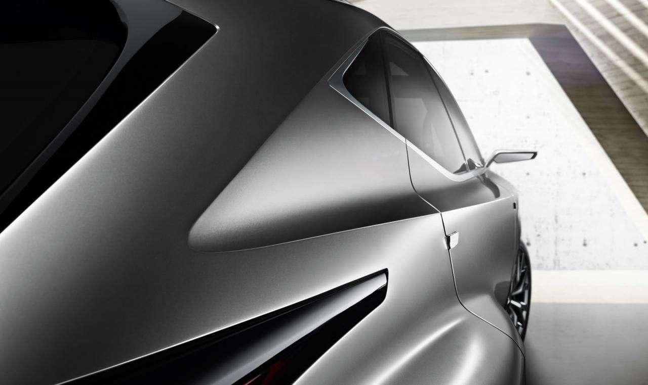Lexus LF-NX crossover