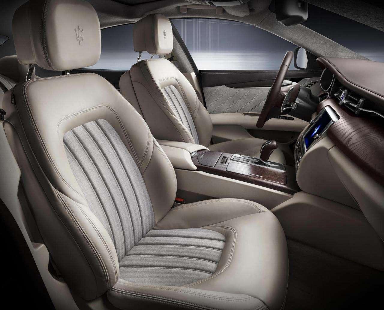 Maserati Quattroporte Frankfurt 2013