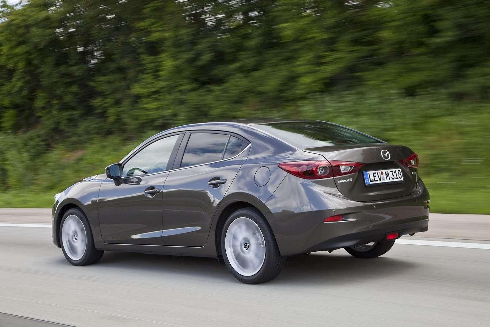 Mazda 3 Frankfurt