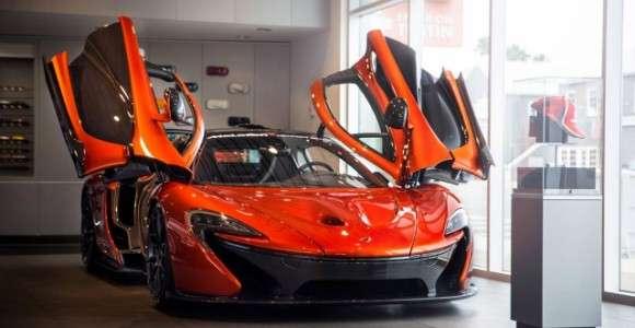 McLaren P1 live