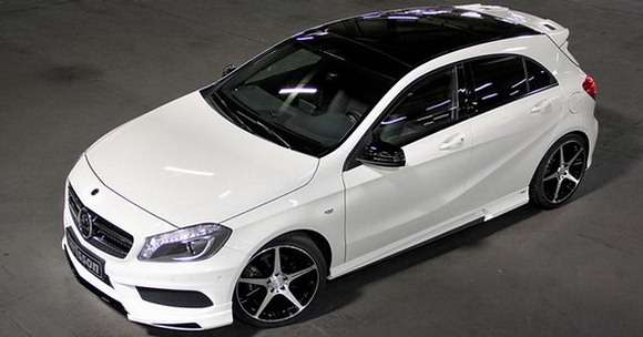Mercedes A tuning
