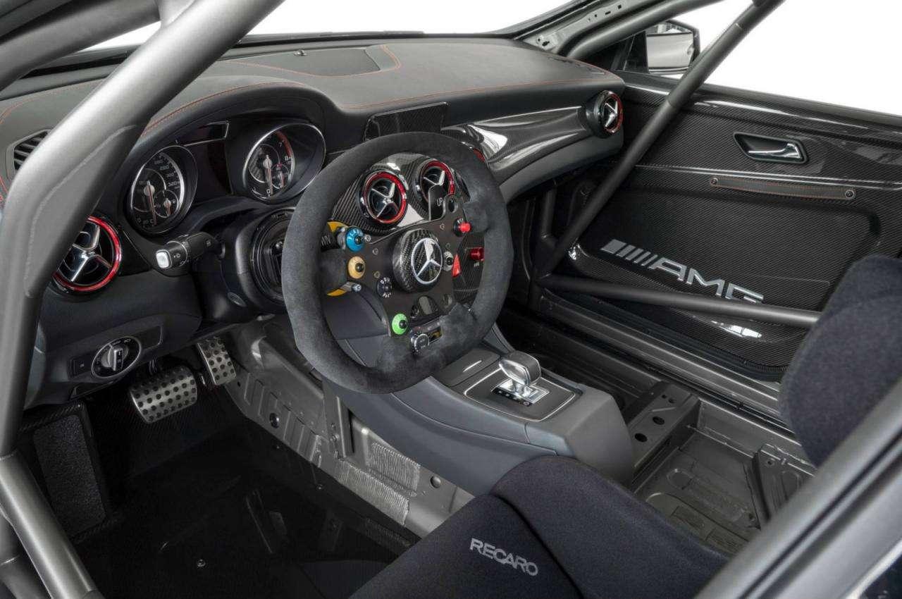 Mercedes CLA 45 AMG Racing Series CLA 250 Sports