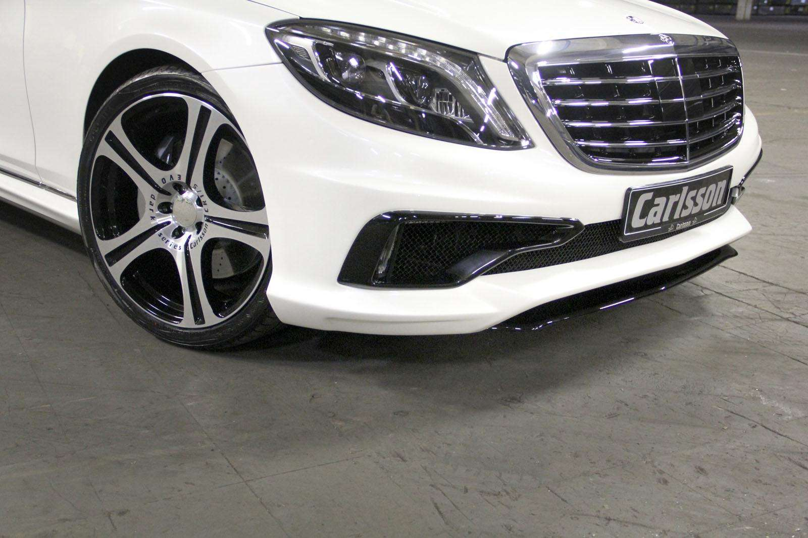 Mercedes s klasa by Carlsson