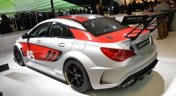 Mercedes CLA 45 AMG RS