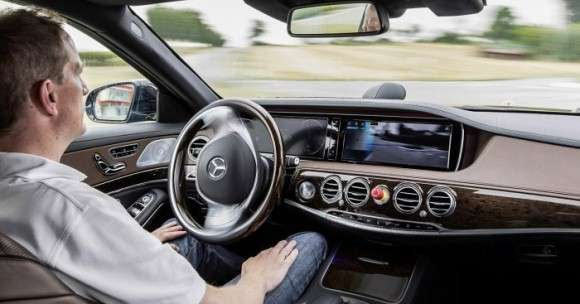 Mercedes S 500 Intelligent Drive