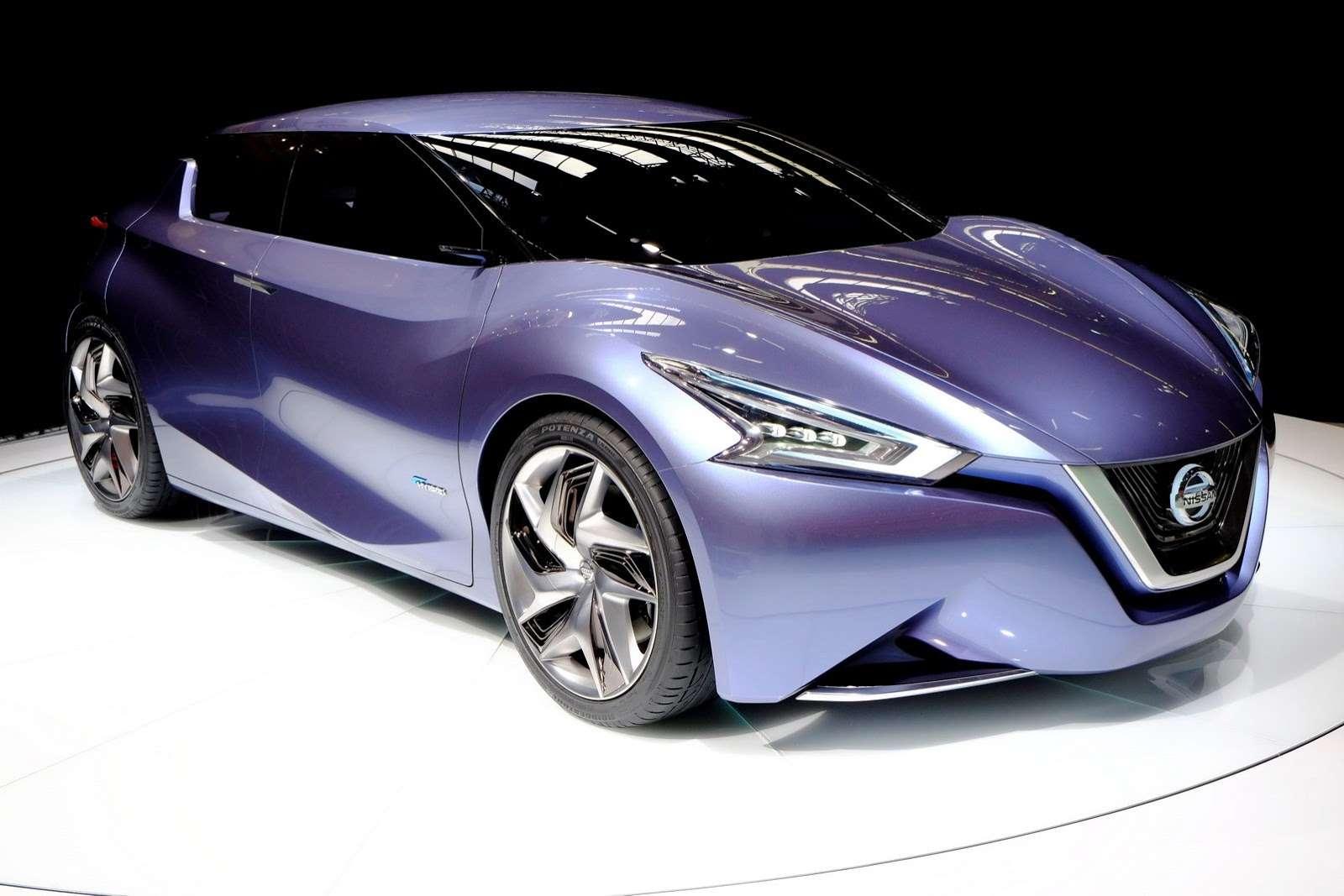 Nissan Friend-Me Concept Franfurt 2013