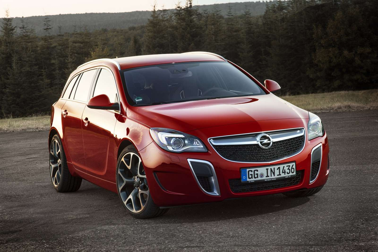 Opel Insignia OPC Facelift 2014