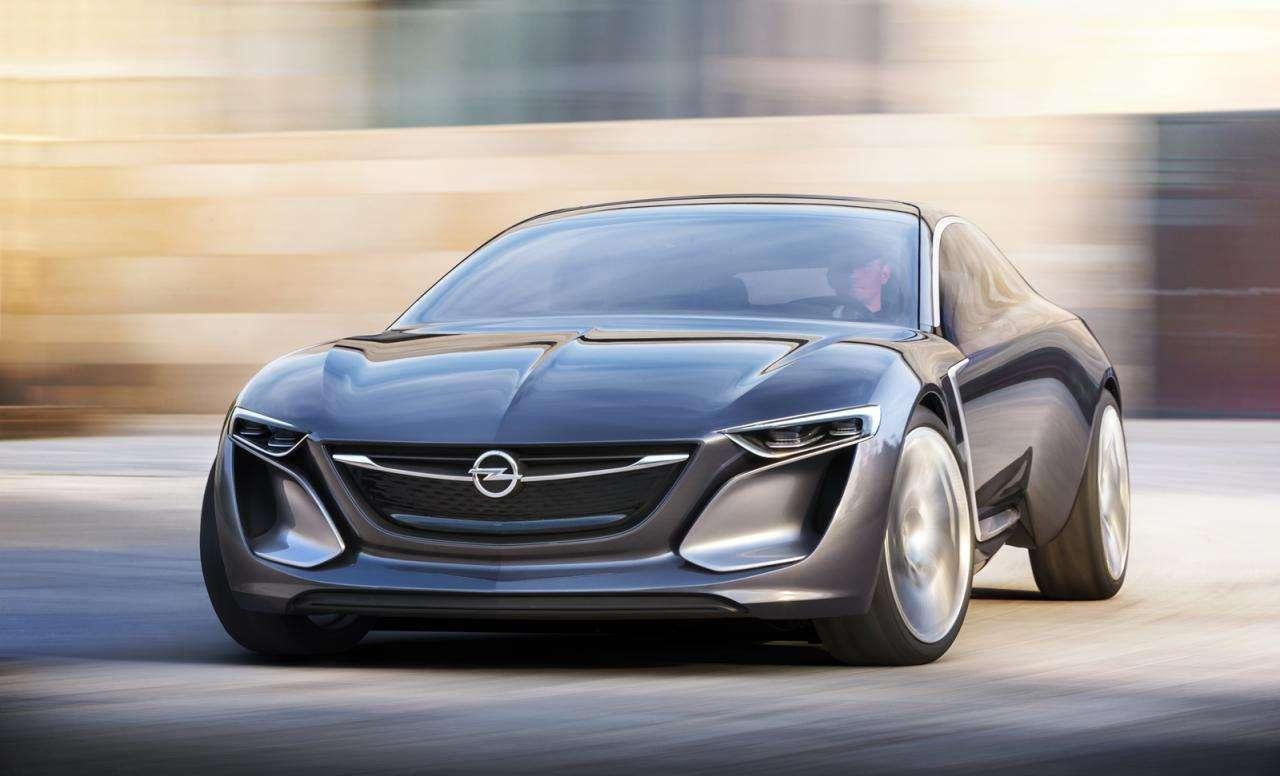 Opel Monza Concept Frankfurt