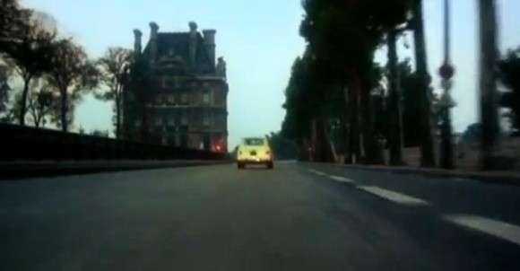 Paryż w latach 70-tych
