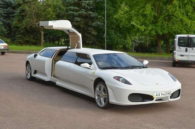 Ferrari F430 Limousine