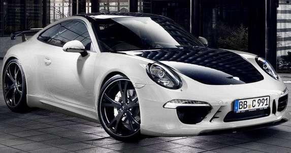 Porsche 911 Carrera 4 TechArt