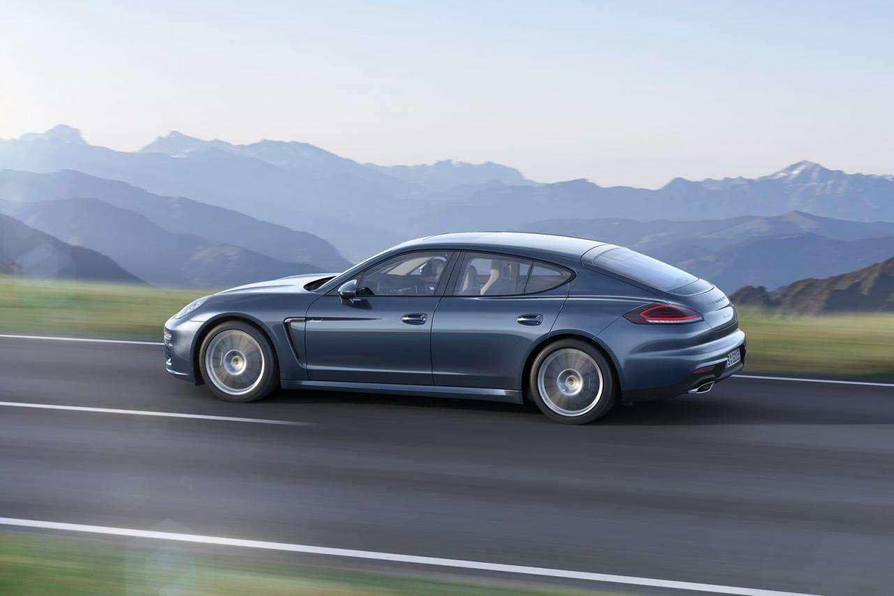 Porsche Panamera Diesel 2014 diesel