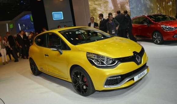 Renault Clio RS Paris 2013