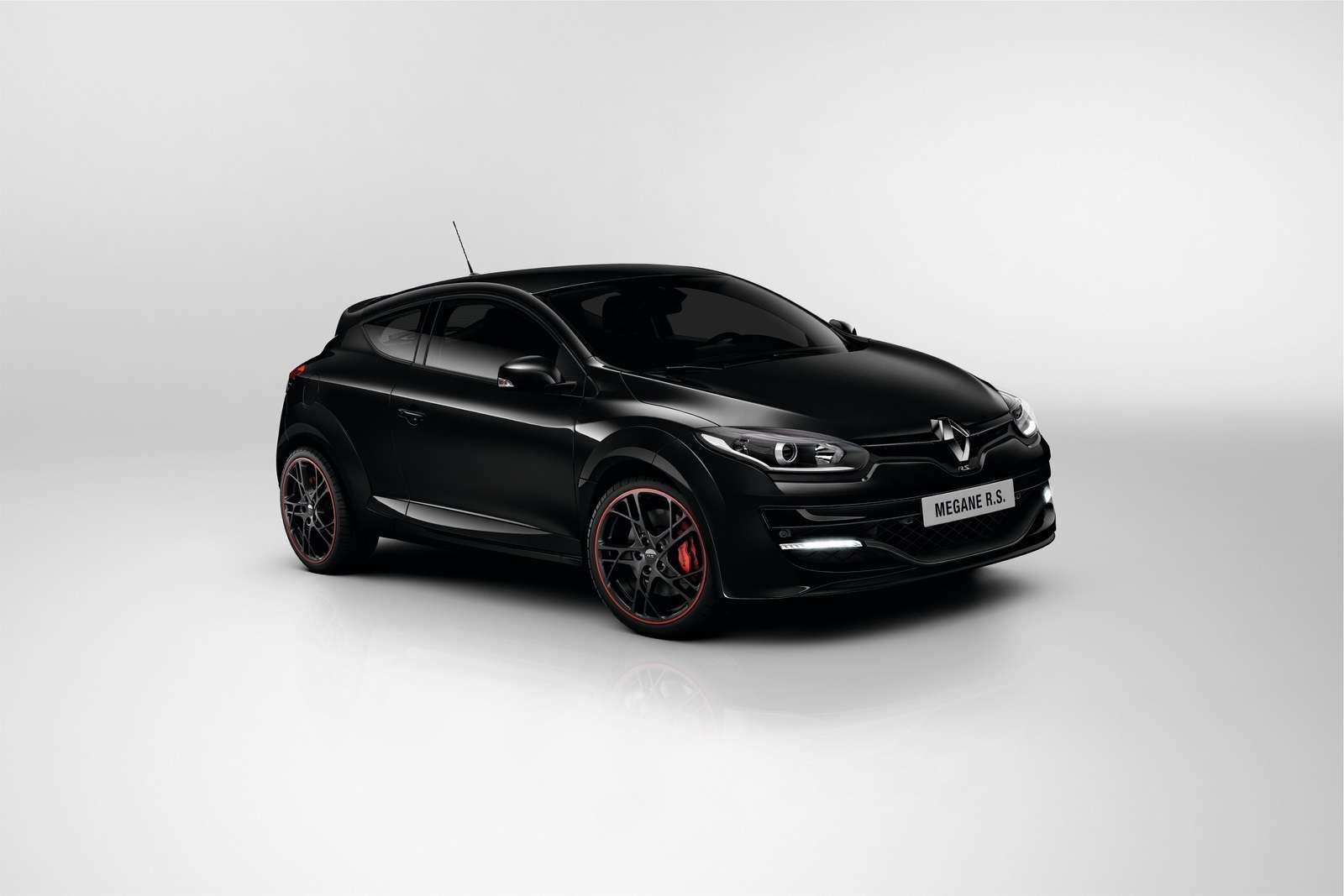 Renault Megane Line-up 2014