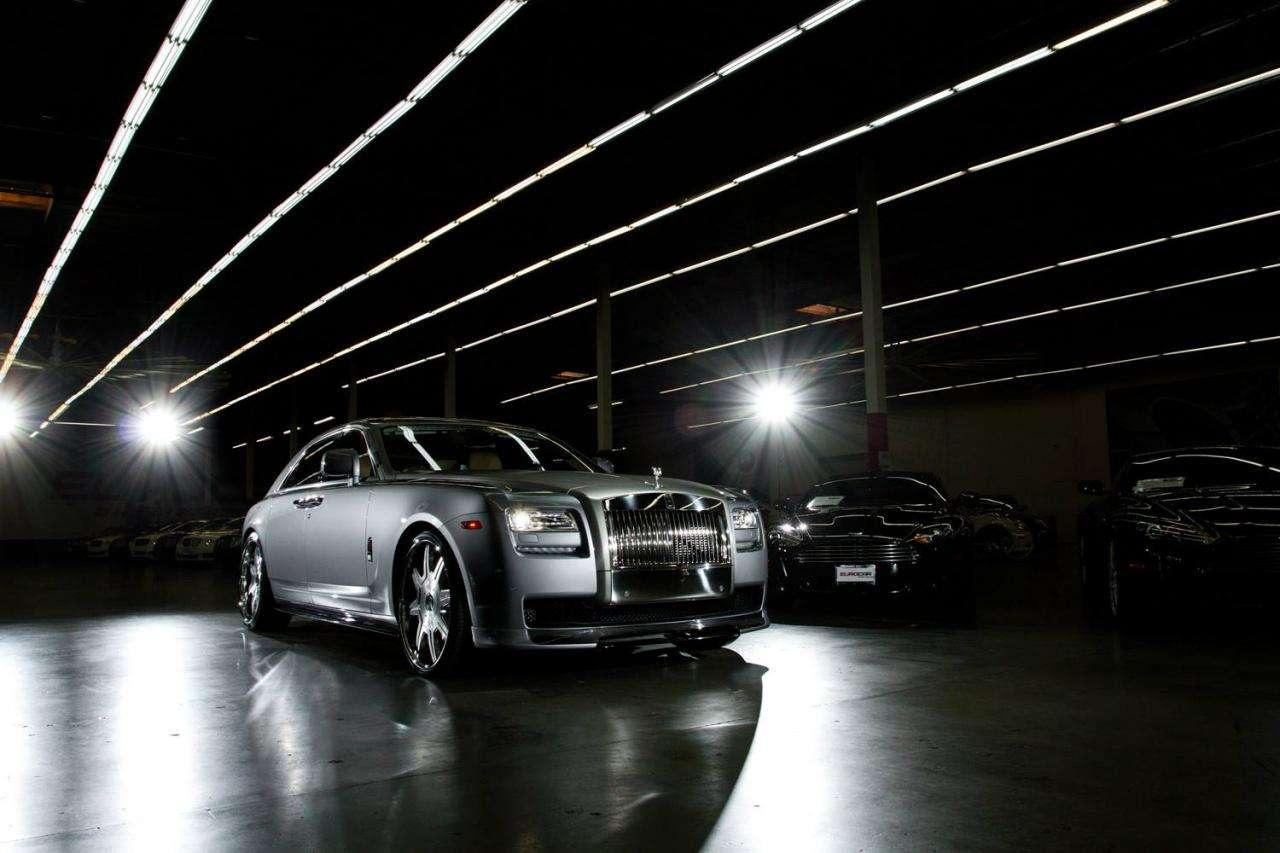Rolls-Royce Ghost Vorsteiner