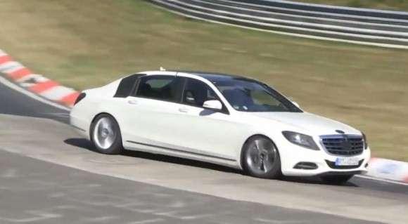 Mercedes S-Class XL