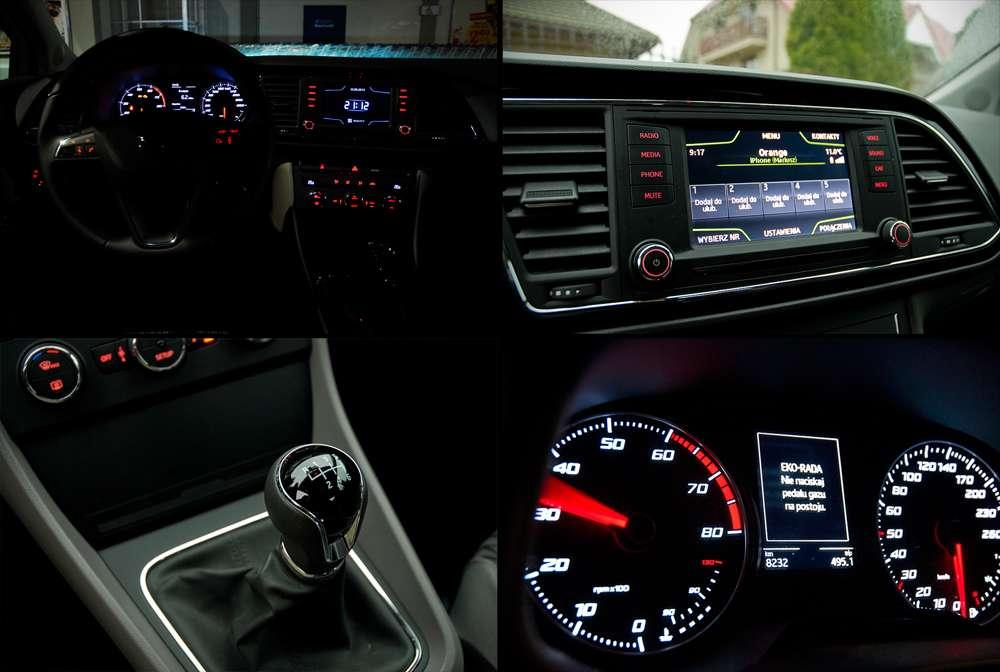 Seat Leon 1.4 TSI 140 KM 2013