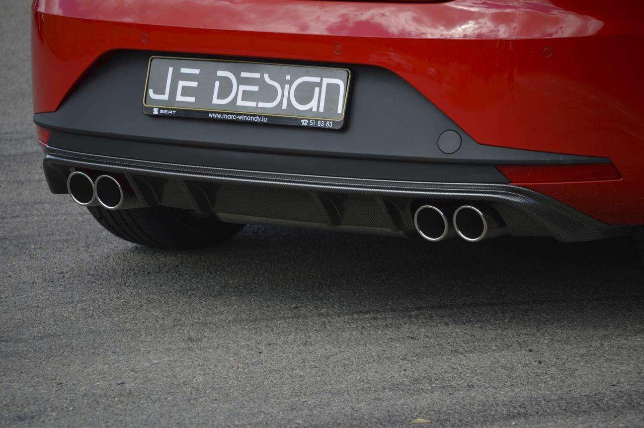 Seat Leon 2013 JE Design tuning
