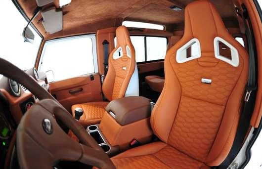Land Rover Defender Startech