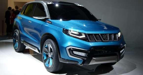 Suzuki iV-4 SUV Concept
