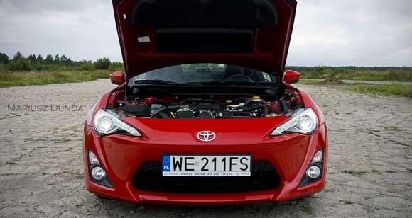 Toyota GT86 silnik