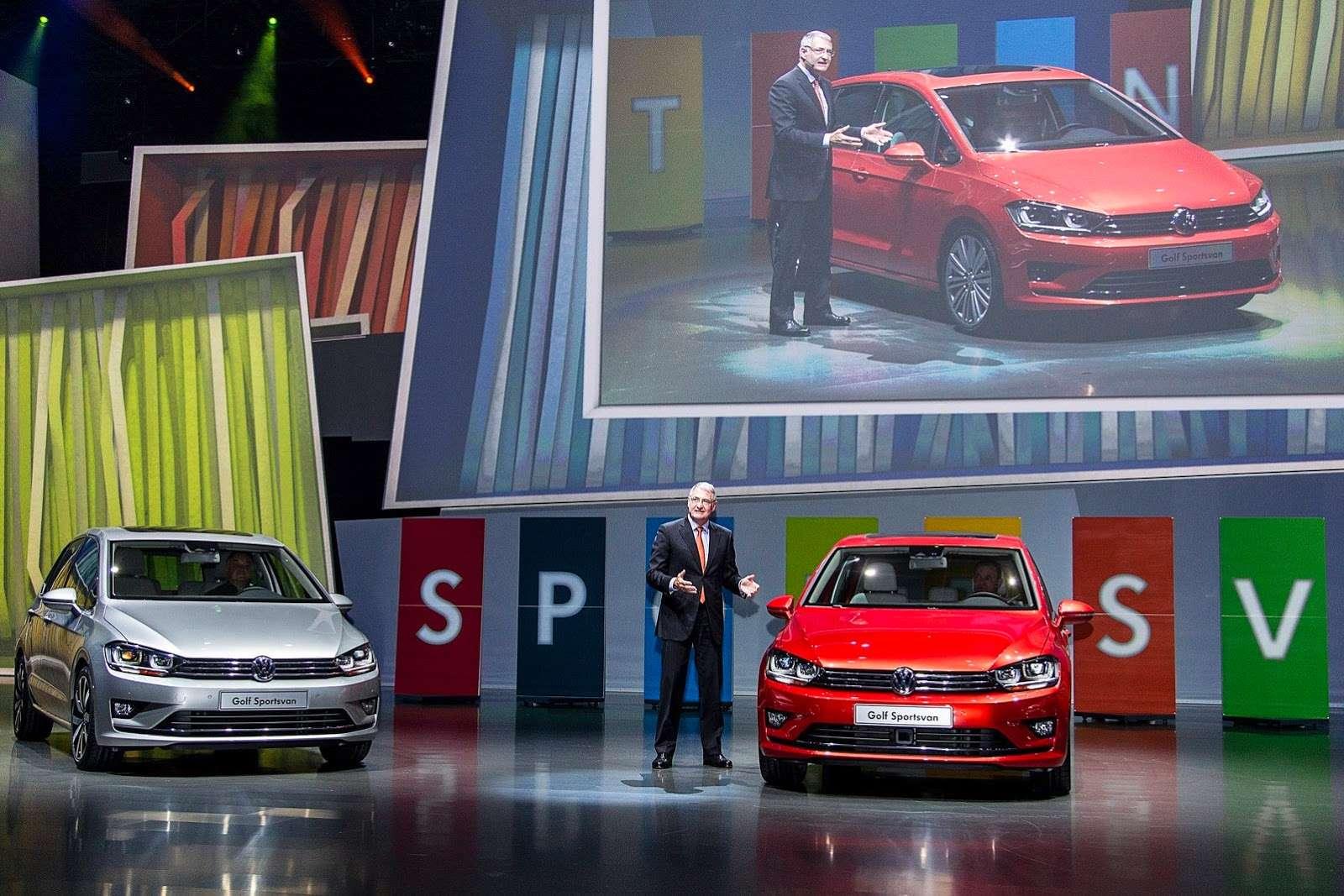 Volkswagen Frankfurt 2013