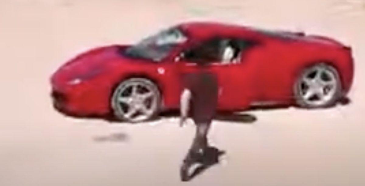 Ferrari 458 Italia Libia