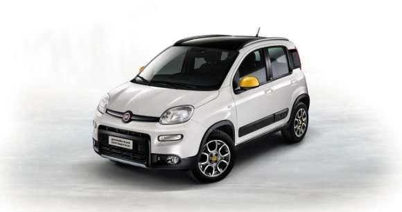 Fiat Panda 4x4 specjalna edycja