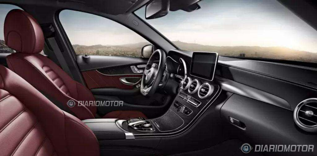 Mercedes C 2014