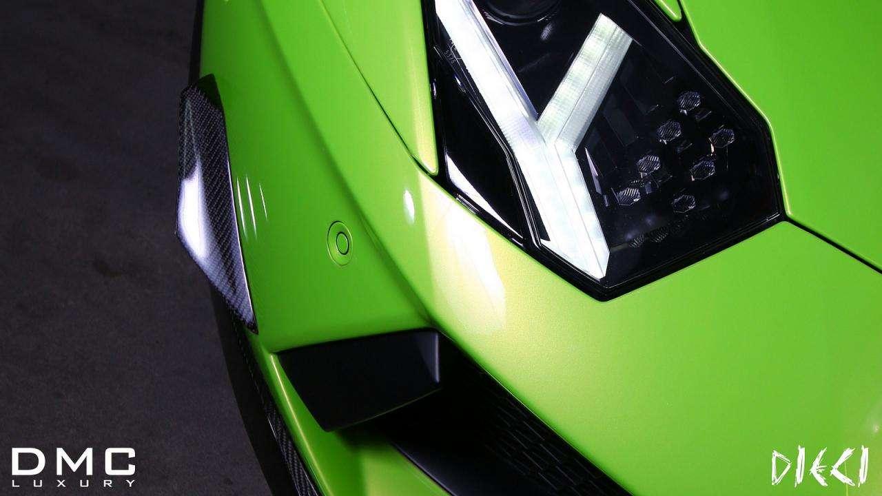 Lamborghini Aventador DIECI od DMC