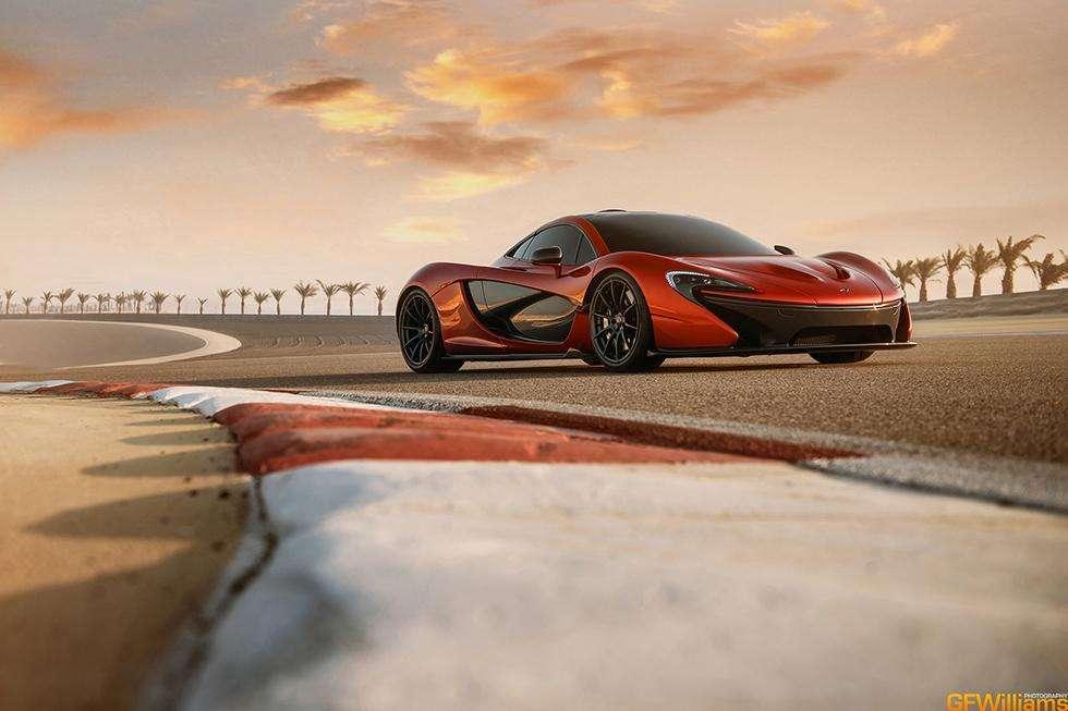 McLaren P1 2013