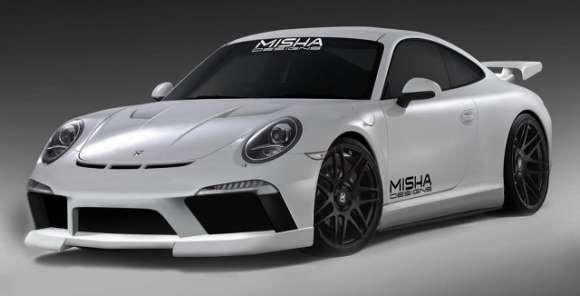 Porsche 911 tuning Misha