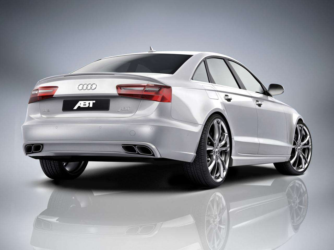 Audi A6 tuning ABT