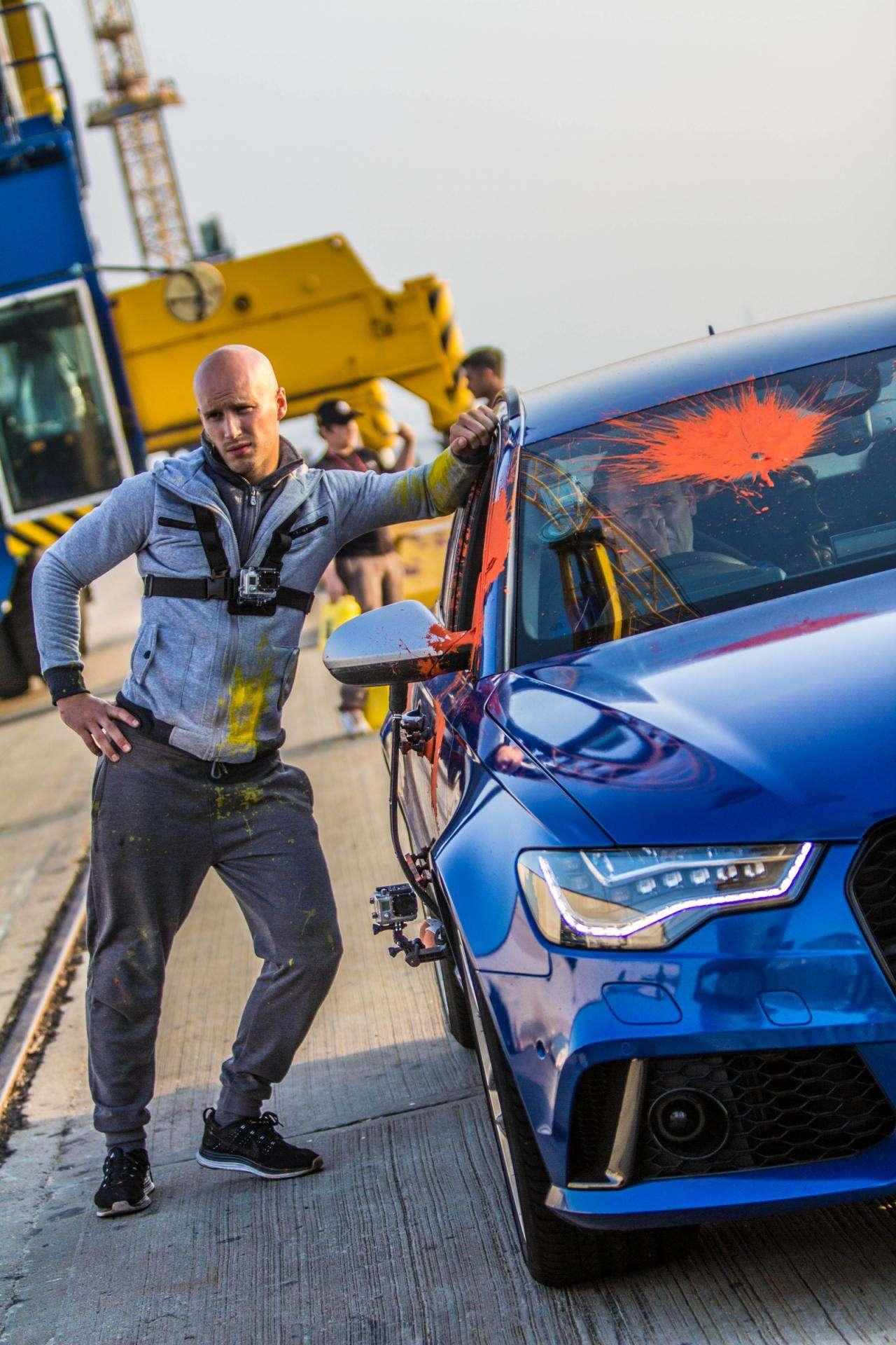 Audi RS6 Avant Ben Collins