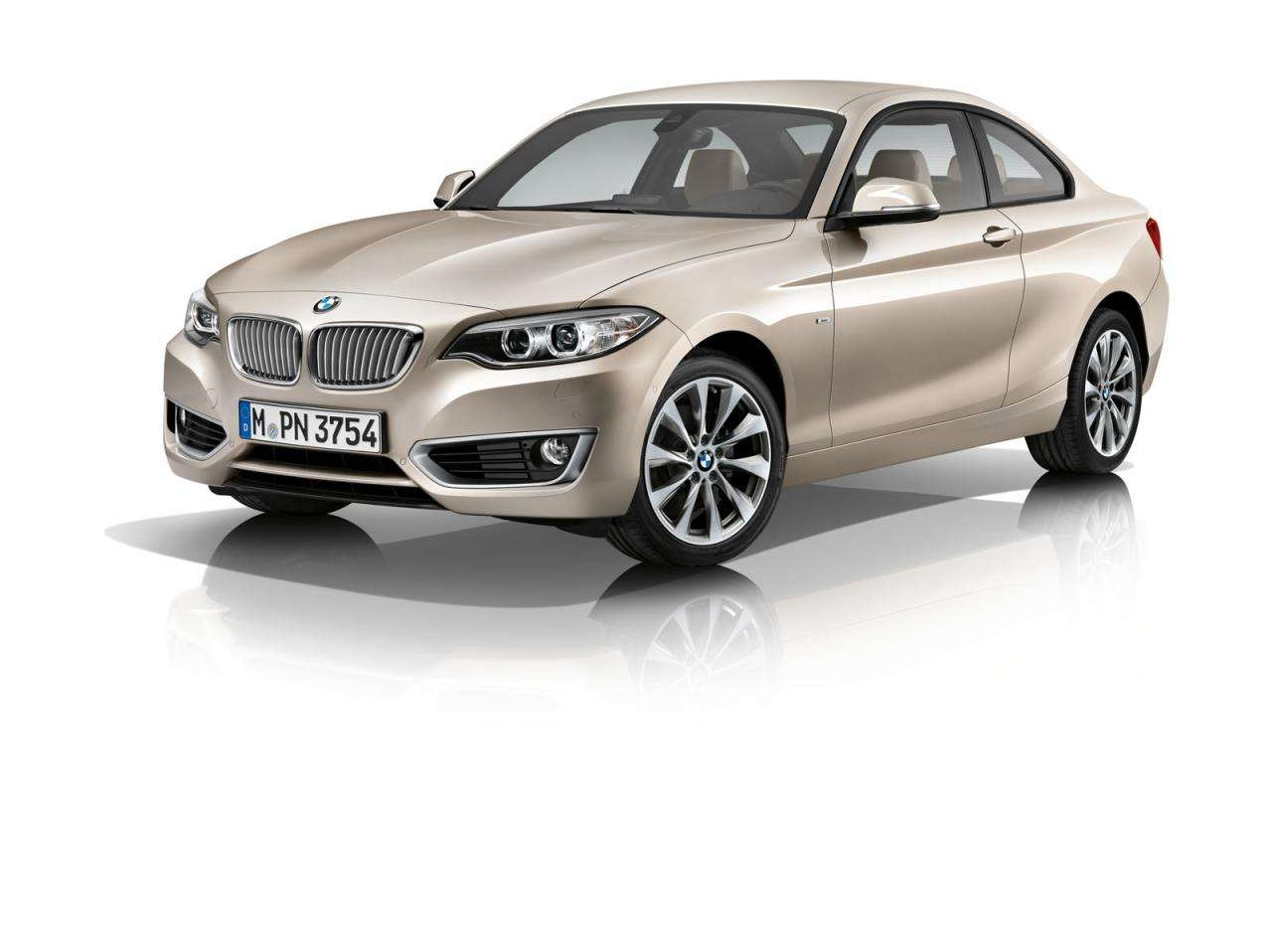 BMW serii 2 Coupe