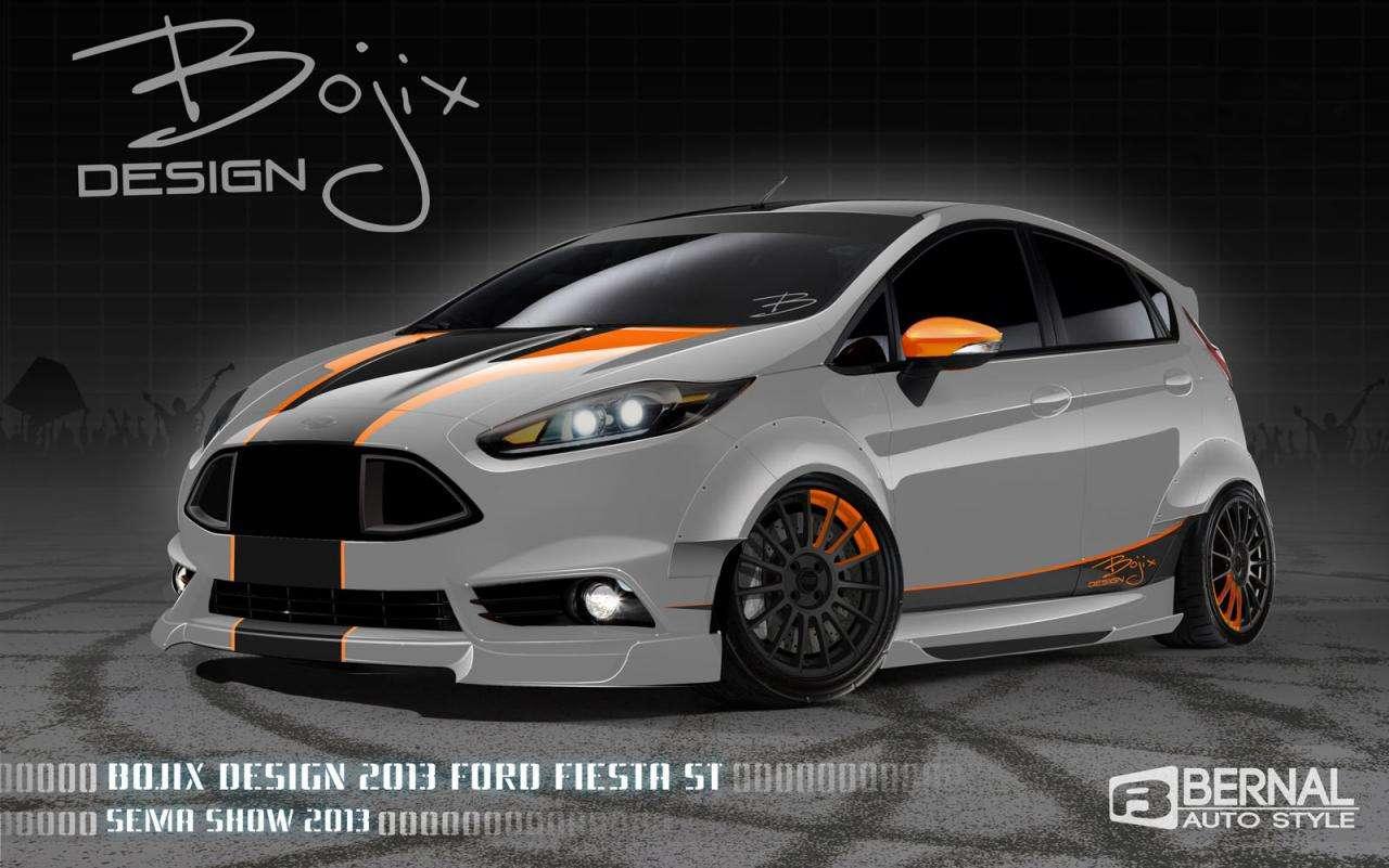 Ford Fiesta tuning