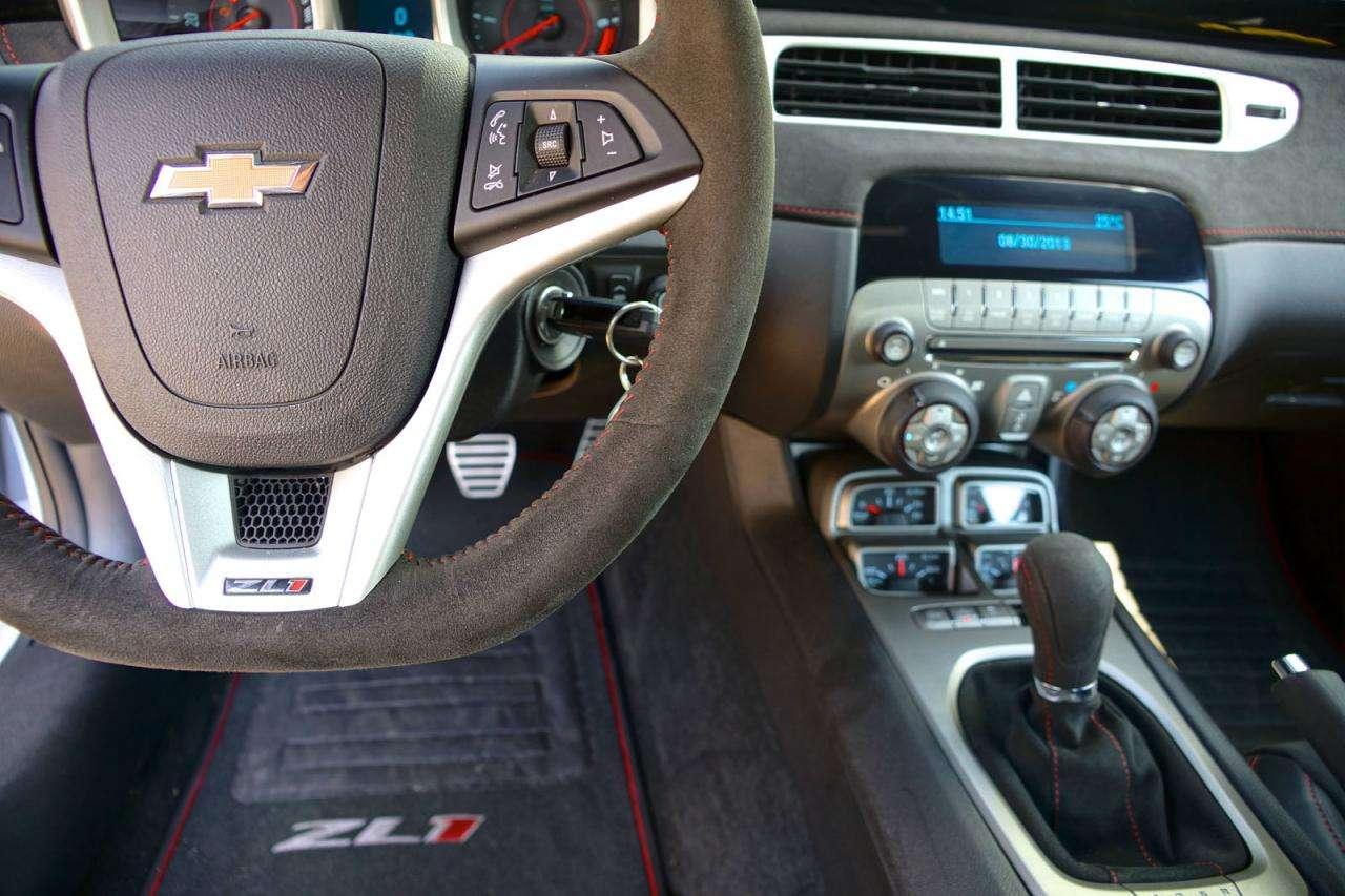 Chevrolet Camaro LS9