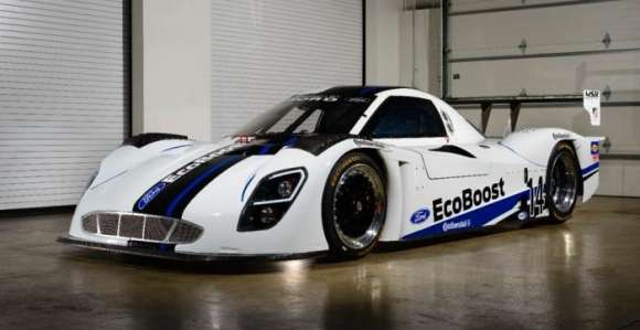Ford Racing ecoboost prototyp