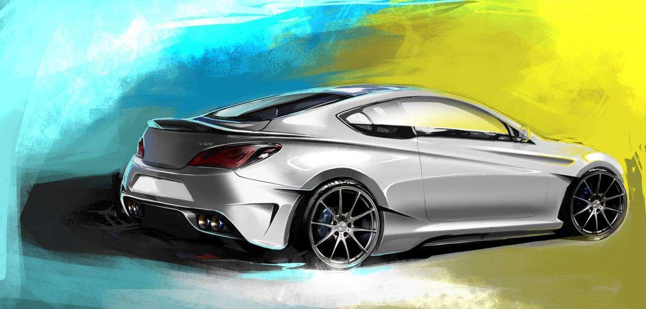 Hyundai Legato Concept