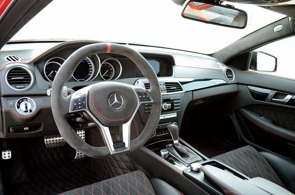 Mercedes-Benz C63 AMG Black Series GAD
