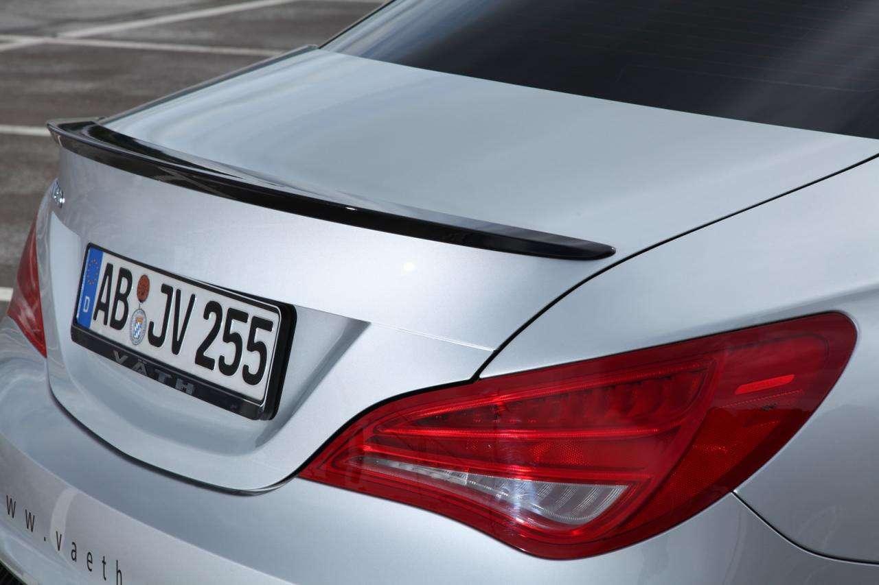 Mercedes CLA250 Vath tuning
